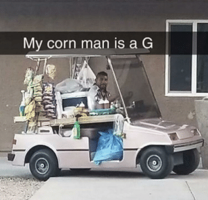 Espanol, LatinoPeopleTwitter, and Corn: My corn man is a G one stop shop.