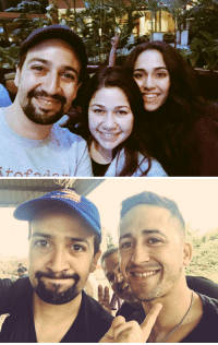 Future, Memes, and 🤖: My cousins Camila @Kmiranda05 (the future DR.) & Daniela @dmiran222 (the one w the goats) and Kevin-Manuel (he of the stubble I can't grow) https://t.co/tibrvV8Lo9
