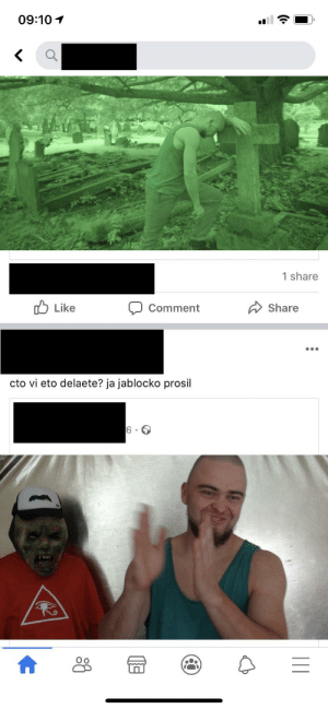 My creepy neighbour and his friend think they can talk to the dead. All post are very similar.: My creepy neighbour and his friend think they can talk to the dead. All post are very similar.