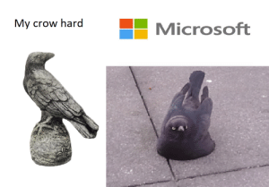 Microsoft, Xbox One, and Xbox: My crow hard  Microsoft Not exclusive to the Xbox One X