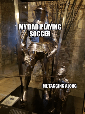 Dad, Soccer, and Old: MY DAD PLAYING  SOCCER  ME TAGGING ALONG  Cot and Thun Invest in this old format