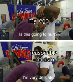 I have been watching a lot of Louis Theroux recently by mullet4superman MORE MEMES: my ego  Is this going to hurt?  nreasonable  Criticism  I'm very delicate I have been watching a lot of Louis Theroux recently by mullet4superman MORE MEMES