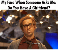 Mat poocho aise sawaal jo taleef de Kisi ko 😕 rvcjinsta: My Face When Someone Asks Me:  Do You Have A Girlfriend?  Ankit Mor Mat poocho aise sawaal jo taleef de Kisi ko 😕 rvcjinsta