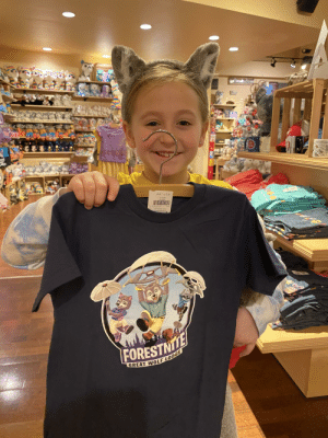 My family went to a hotel called great wolf lodge for the weekend and my sister found this in the gift shop: My family went to a hotel called great wolf lodge for the weekend and my sister found this in the gift shop