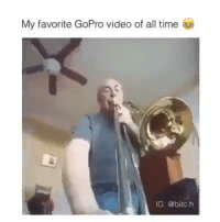 Lmao when your grandpa gets ahold of the GoPro: My favorite GoPro video of all time  IG: @bitc.h Lmao when your grandpa gets ahold of the GoPro