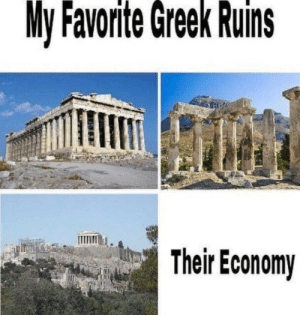 My Favorite Greek Ruins: My Favorite Greek Ruins