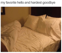 Hello, Memes, and 🤖: my favorite hello and hardest goodbye