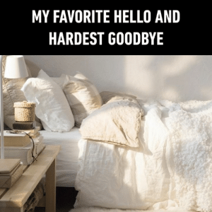 Yet I procrastinate going to bed every night  By kardashianreact | TW: MY FAVORITE HELLO AND  HARDEST GOODBYE Yet I procrastinate going to bed every night  By kardashianreact | TW