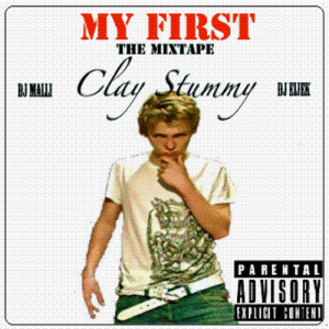 Yo, Mixtape, and First: MY FIRST  THE MIXTAPE  ВЈМАШ  PARENTAL  EXPLICIT GONTENT yO check OuT mY mIxTaPe
