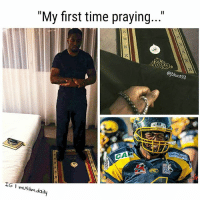 "Children, Journey, and Memes: ""My first time praying  CAP  IGI  muslim dail  @jblunt93  CA This is a brother who's a new revert to islam @jblunt93 . May Allah bless him and continue to guide him on this path and make this journey easy for him. He's also looking for a good muslim name. So If you can, I want you to drop some muslim male name suggestions in the comments section below to help him decide. COMMENT BELOW. . Also as some of you may have seen in my story, I've started a kinda personal project to help new muslims, and non Muslims who are interested in Islam and potentially would want to convert to islam. For this I need a few of you to please donate and help me to buy these dawah packs and send them out for free to these people. I've already ordered some myself but i need your help to order more. Help to Sponsor a Dawah Pack. Link in my bio: www.MuslimDailyCharity.com . I've currently got dozens of people from across the world who are either new to islam, or want to become muslim and need that help and guidance. With your help we can give them that. Each pack will contain the English translations of the holy Quran, and 58 other little publications on many many different topics including how to pray and many more. For the UK it'll cost me roughly £7 to buy and send, for the rest of the world, like the US, Europe, Canada, Australia.... etc it'll cost between £15-30 to buy and send depending on the location. . Not only is this just a general good deed in helping someone to learn about islam, but this is a form of sadaqa Jariya (continuous charity). Let me give you an example. Say if you sponsor a dawah pack and help send one out to a non-Muslim interested in Islam, if they then end up converting to islam due to the information you've helped to give them, then potentially till yawmul Qiyamah you will continue to have and share of that reward. In terms of Islam, for every good deed the person does you have a share of the reward, and even of their children and their children....as long as they practice islam and teach it to their off springs you have and share of the reward. . So you're not only helping someone learn more about islam, or maybe convert to islam but also on the day of judgement you'll be rewarded greatly for it in'shaa'Allah. Link in b"