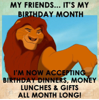 New Its My Birthday Month Memes | Keep Calm Memes, Gif Memes ...
