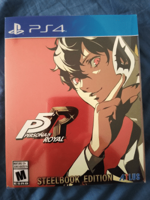 My husband and I played many many hours on the original. Can't wait to play through this together! (Futaba is my waifu): My husband and I played many many hours on the original. Can't wait to play through this together! (Futaba is my waifu)