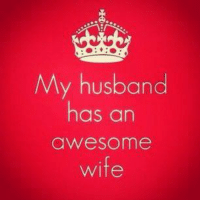 Dank, Husband, and Wife: My husband  has an  awesome  wife ~Pixie~