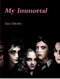 So I finally forced myself to read the first 11 chapters of My Immortal. Previously I had only managed to read the first paragraph before noping out. I feel like I lost brain cells reading those chapters and I will never get that wasted time back. Eventually I will finish this awful story.  ~Hazel Prior the Gryffindor from Panem: My Immortal  Tara Gilesbie So I finally forced myself to read the first 11 chapters of My Immortal. Previously I had only managed to read the first paragraph before noping out. I feel like I lost brain cells reading those chapters and I will never get that wasted time back. Eventually I will finish this awful story.  ~Hazel Prior the Gryffindor from Panem