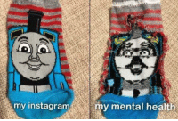 Memes, 🤖, and Mental Health: my instagrammy mental health