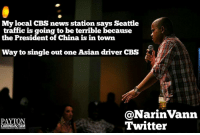 Asian Driver