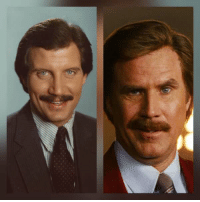My local news anchor is Ron Burgundy: My local news anchor is Ron Burgundy