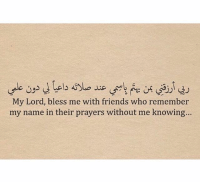 Friends, Memes, and World: My Lord, bless me with friends who remember  my name in their prayers without me knowing... if i ever leave this world (you will notice it when i suddenly stop being active here) please please pray and make dua for me, this is the only thing i ask for because i am sure that i am full of sins and that i need it. . - May Allah swt forgive us our sins, guide us to the straight path and grant us jannah Ameen ▃▃▃▃▃▃▃▃▃▃▃▃▃▃▃▃▃▃▃▃ @abed.alii 📝