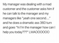 Mad Customer