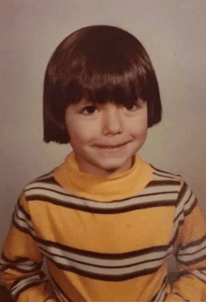 Fam, Shit, and Fuck: My Mother: Hey, Joey! What kind of hair cut do you want? Me: Just fuck my shit up, fam! My Mother: Ok! Chili-Bowl-Little-Dutch Boy-Surprise coming right up!