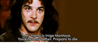 [S04E08] The fight scene reminded me of a much older fight scene: My name is Inigo Montoya.  You father. Prepare to die [S04E08] The fight scene reminded me of a much older fight scene