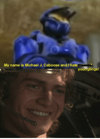 Lurking, Michael, and Time: My name is Michael J. Caboose and I hate  younglings!