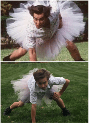 My nephew nailed his Ace Ventura costume via /r/funny https://ift.tt/2O4u0I1: My nephew nailed his Ace Ventura costume via /r/funny https://ift.tt/2O4u0I1