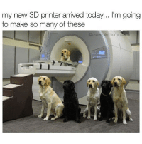 Memes, Today, and 🤖: my new 3D printer arrived today... I'm going  to make so many of these  @asleepinthemuseunm  냐 @asleepinthemuseum is a must follow!!