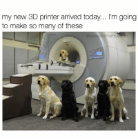 Memes, 🤖, and 3d Printer: my new 3D printer arrived today  l'm going  to make so many of these  @asleepinthemuseum lemme know if you need one (follow @asleepinthemuseum for more 😹)