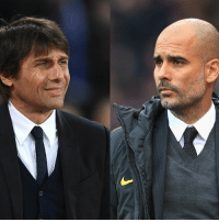 """""""My opinion about my colleague Conte is that he's superb, maybe he's the best. He's an excellent manager. I learn a lot when I see his teams - Juventus, Italy and now.""""  - Pep Guardiola on Antonio Conte: """"My opinion about my colleague Conte is that he's superb, maybe he's the best. He's an excellent manager. I learn a lot when I see his teams - Juventus, Italy and now.""""  - Pep Guardiola on Antonio Conte"""