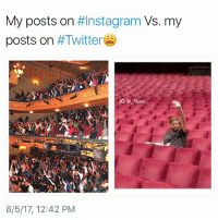 Bruh, Drake, and Funny: My posts on #Instagram vs. my  posts on #Twitter@  lG @_Taxoー  8/5/17, 12:42 PM Tag that one person that shows you love on twitter.. (@but.thead ) @but.thead - - - *follow @but.thead - - funnymemes lol lmao bruh petty picoftheday funnyshit thestruggle truth hilarious savage 🙌🏽 kimkardashian drake dead dying funny rotfl savagery 😂 funnyAF InstaComedy ThugLife twitter instgram twitterposts