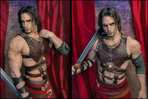"""My Prince of Persia cosplay from """"Warrior Within"""" game [self]. I'm so happy to have had the opportunity to scramble this cosplay during this quarantine period. I really loved Prince of persia games (trilogy) those games still have a special place in my heart. I hope you'll like it :] [COSPLAY]: My Prince of Persia cosplay from """"Warrior Within"""" game [self]. I'm so happy to have had the opportunity to scramble this cosplay during this quarantine period. I really loved Prince of persia games (trilogy) those games still have a special place in my heart. I hope you'll like it :] [COSPLAY]"""
