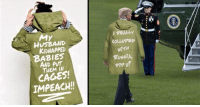 """<p><a href=""""http://memehumor.net/post/175167484027/melanias-i-really-dont-care-jacket-is-getting"""" class=""""tumblr_blog"""">memehumor</a>:</p>  <blockquote><p>Melania's """"I Really Don't Care"""" Jacket Is Getting A Cringey Meme Makeover</p></blockquote>: My  REALLY  HUSBAND  KIDWAPPED  BABIES  AND PUT  THEM IW  WaTH  CAGES!  IMPEACH! <p><a href=""""http://memehumor.net/post/175167484027/melanias-i-really-dont-care-jacket-is-getting"""" class=""""tumblr_blog"""">memehumor</a>:</p>  <blockquote><p>Melania's """"I Really Don't Care"""" Jacket Is Getting A Cringey Meme Makeover</p></blockquote>"""