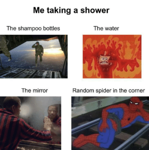 My shower routine by GlipGlopKing28 MORE MEMES: My shower routine by GlipGlopKing28 MORE MEMES