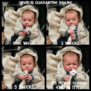 My son today while waiting in the car for his doctor's appointment. Couldn't help it. [OC]: My son today while waiting in the car for his doctor's appointment. Couldn't help it. [OC]
