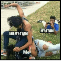 Enemy Team