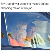 Five stars! girlsthinkimfunnytwitter imnotcryingyourecrying: My Uber driver watching me cry before  dropping me off at my job  RANGE  ROVER Five stars! girlsthinkimfunnytwitter imnotcryingyourecrying