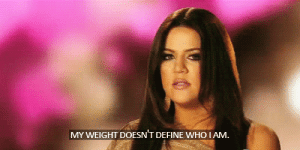 Define, Net, and Who: MY WEIGHT DOESN'T DEFINE WHO I AM. https://iglovequotes.net/