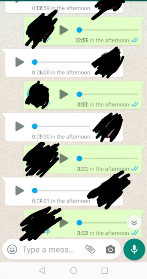 My WhatsApp doesn't know the time very well, or I'm living in a different dimension than you guys.: My WhatsApp doesn't know the time very well, or I'm living in a different dimension than you guys.
