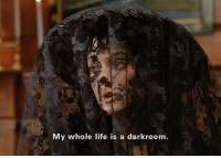 80s, Life, and Memes: My whole life is a darkroom. via @80s_90s_00s ❤️ [beetlejuice]