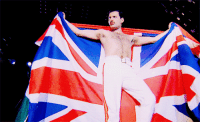 Target, Tumblr, and Blog: myfairyqueenmercury:Live in Budapest, July 27, 1986.