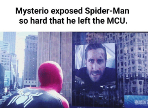 I don't feel so good by paneerdonut MORE MEMES: Mysterio exposed Spider-Man  so hard that he left the MCU  MADISON S I don't feel so good by paneerdonut MORE MEMES