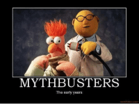 Motifake: MYTHBUSTERS  The early years  motifake.com