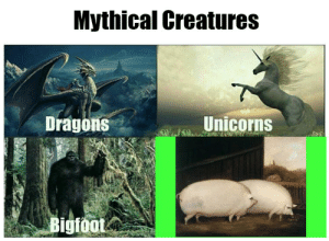 https://t.co/2pEzd7vuaK: Mythical Creatures  Unicorns  Dragons  Bigfoot https://t.co/2pEzd7vuaK