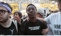 America, Michelle Obama, and Obama: MYZWHITE SOYGUARDSWL PROTECT M  INM  BIE  WHITE SUPREMACY  IS TERRORISM