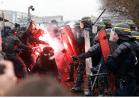 When will the French government fight back against antifa? Never under Macron: n  04 / When will the French government fight back against antifa? Never under Macron