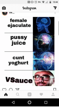 "Instagram, Juice, and Pussy: N 13:44  Instagram  35k.  Temale  ejaculate  pussy  Juice  Cunt  yoghurt  VSauce  0 <p>Spent all my crypto to get this format via /r/MemeEconomy <a href=""https://ift.tt/2HBzdEP"">https://ift.tt/2HBzdEP</a></p>"