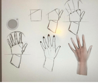 Memes, 🤖, and Tutorial: n I did this simple hand tutorial, should i make video tutorial on patreon? 🤔 comment below 👇 If you want to join my patreon for more tutorials- video process and brushes link in the bio👆