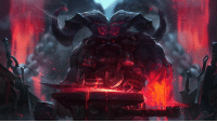 Fire, Memes, and Link: n. Ornn, the Fire Below the Mountain splash art! LINK IN BIO FOR FULL REVEAL! | LeagueofLegends