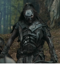 Who says there're no black characters in Lord of the Rings?: N. Who says there're no black characters in Lord of the Rings?